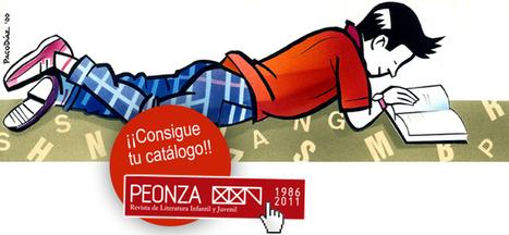PEONZA | LIJ literatura juvenil | Scoop.it