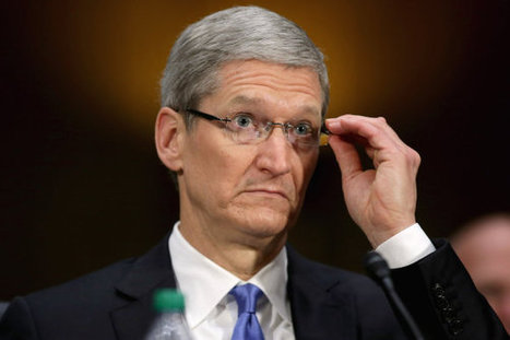 Tim Cook tells shareholders: Apple will not put pure profit over sustainability efforts | Sustainability | Scoop.it