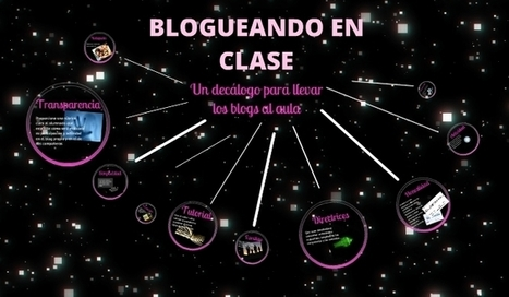 Decálogo: blogueando en tu clase | Blog's: Uso Educativo | Scoop.it