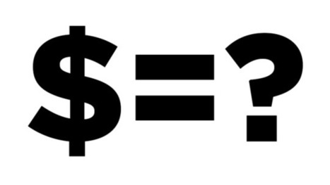 Why Is The Dollar Sign A Letter S? | Teacher Tools and Tips | Scoop.it