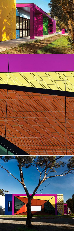 Bibliothèque Avondale Heights par H2o architecture | Journal du Design | Bibliothèque et Techno | Scoop.it