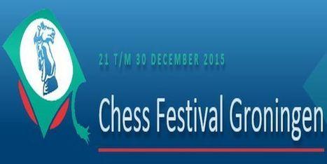 Schakers.info - Groningen Chess Festival: Eindstand, Jorden van Foreest wint toernooi   This and That   Scoop.it