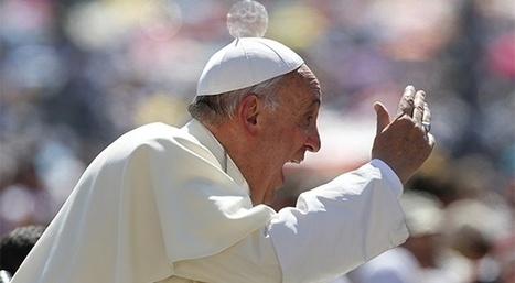 Ce que le pape François a changé en cent jours | Slate | Comment informer sur le Vatican ? | Scoop.it