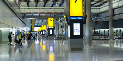 Applied innovation in the airport sector | The Jazz of Innovation | Scoop.it