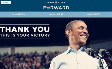 Election américaine: «Big data», l'arme secrète d'Obama | Biiig Data | Scoop.it