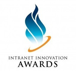 Announcing the winners of the 2013 Intranet Innovation Awards - Column Two   Innovation   Scoop.it
