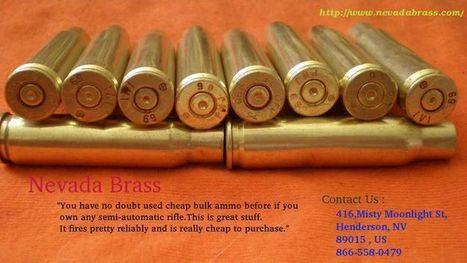 223 Brass   Fired Once Brass   Scoop.it