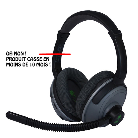 Achat Micro-Casque Gamer Sans-fil Afterglow | micro casque gaming | Scoop.it
