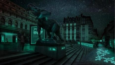 Glowee, la start-up qui veut éclairer nos villes avec des bactéries luminescentes | Le Web, ses évolutions et les NTIC vues par un avocat. | Scoop.it