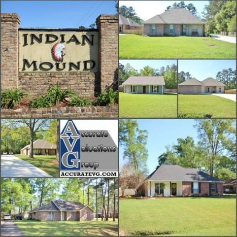 Indian Mound Subdivision Central Louisiana Home Sales Update 2016 | Baton Rouge Real Estate Housing News | City Of Central Louisiana Real Estate News | Scoop.it