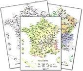 Cartographie des établissements de l'enseignement agricole | CDI RAISMES - MA | Scoop.it