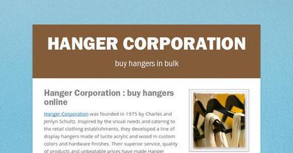 Hanger Corporation   Hanger Corporation   Scoop.it