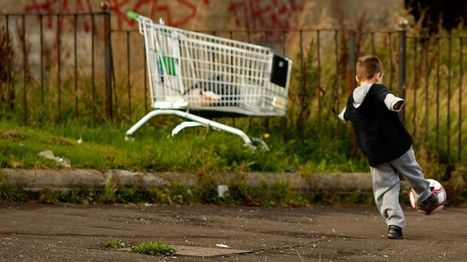Poverty costs UK £78bn a year, Joseph Rowntree Foundation says - BBC News | Residential Child Care News | Scoop.it