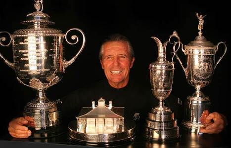 Gary Player, architecte de golf | Les dernières news golf et info golf | Scoop.it