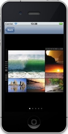 How To Use UIScrollView to Scroll and Zoom Content | Ray Wenderlich | iPhone and iPad development | Scoop.it
