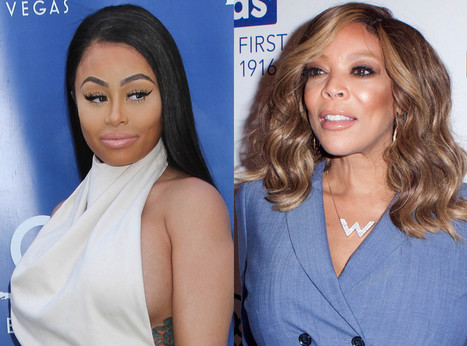 Has Wendy Williams Met Her Match? After Wendy Goes In on Blac Chyna, Chyna Claps Back Hard With a Photo of Wendy and Some Very Harsh Words.  (Video and Post) | T.V.S.T. | Celebrity Gossip | Scoop.it
