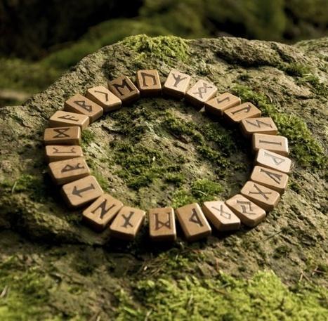 Runes   Scandinavian runic inscriptions in Viking Britain and Ireland   Scoop.it