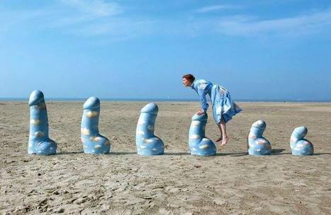 Steeple Chase, by Dutch artist Cees Krijnen in collaboration with Freundenthal/Verhagen, Jason Wallis-Johnson & Oscar Süleyman | Art Installations, Sculpture, Contemporary Art | Scoop.it