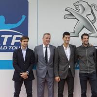 Peugeot se lance dans le sponsoring des tournois ATP World | Marketing et communication | L'actualité marketing et communication | Scoop.it