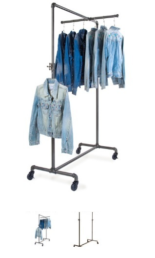Pipeline Adjustable Ballet Racks | Rollingracks.ca – Shop for wholesale and retail rolling racks, collapsible clothing racks, bags, steamer, hangers & much more in Canada, Toronto and around. | Scoop.it