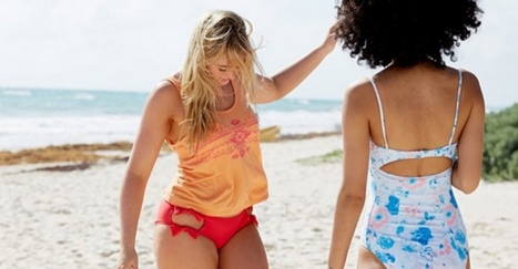 American Eagle underwear had an increase in sales. These 10 unretouched pics are maybe a clue why. | Life | Scoop.it