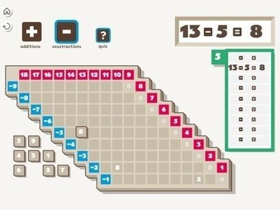 1res Opérations Montessori est disponible et en promo sur iOS | Maman TIC | Scoop.it