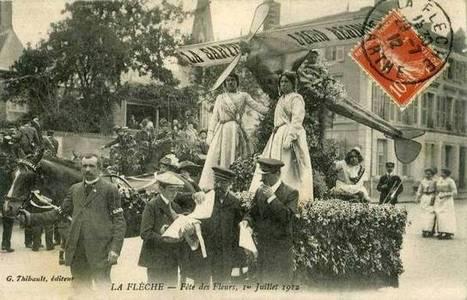 Été 1912 : festivités pour les grands (1ère partie) | Yvon Généalogie | Chroniques d'antan et d'ailleurs | Scoop.it