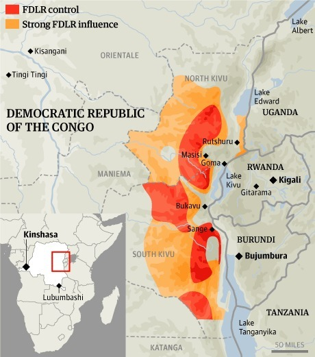 UN Plans to Use Spy Drones Over Eastern Congo | Gov&Law Buster | Scoop.it