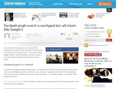 20 Social Media Marketing Blogs You Should Read in 2013 | Heyo | StartupGirl | News, tips, tools for startups and innovative companies | Scoop.it