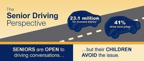 Tough Assignment: Talking To Elderly Parents About Their Driving | Age Concern | Scoop.it
