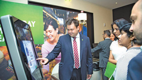 NCR Corporation showcases omni-channel technologies - Times of Oman | Enterprising Futures | Scoop.it