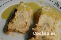 Pastel de puerros y gambas - Receta   Libro de recetas   Scoop.it