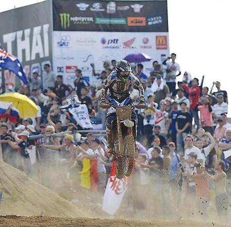 Thailand to host Motocross GP - The Nation | FMSCT-Live.com | Scoop.it