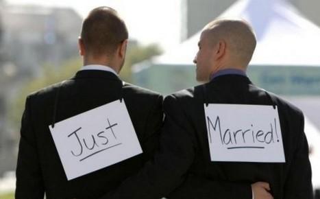 L'église fait un premier pas vers le mariage gay ! | Guide des rencontres : Gay Lesbienne Bisexuel homosexuel Asexuel | Scoop.it