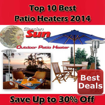 Top 10 Best Patio Heaters 2014 | R10reviews.com | BestList | Scoop.it