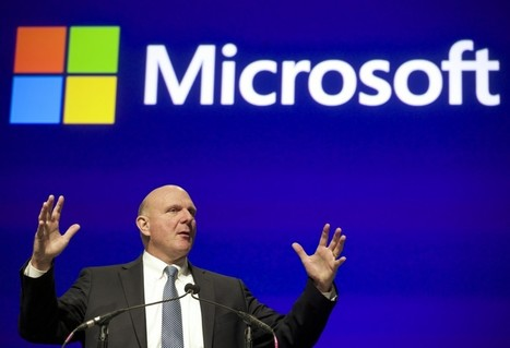Microsoft CEO Steve Ballmer conducts his final shareholders meeting | Public Relation and Communication | Scoop.it