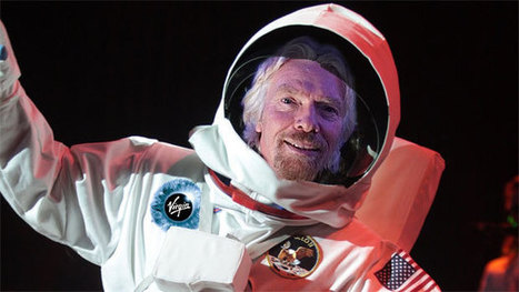 The Today Show will televise Virgin Galactic's first commercial space flight | commercial space travel | Scoop.it