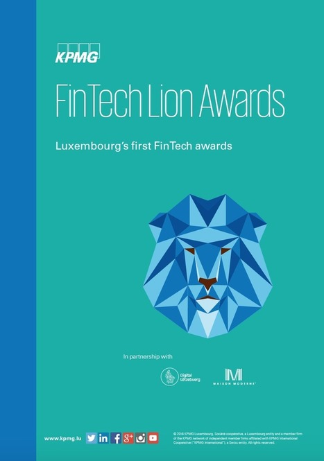 Les fintech auront leurs awards | Luxembourg | Europe | Luxembourg (Europe) | Scoop.it