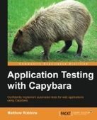 Application Testing with Capybara - PDF Free Download - Fox eBook | capybara | Scoop.it