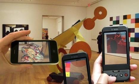 Entre monde parallèle et réalité, «l'expérience musée» réinventée | Clic France | Scoop.it