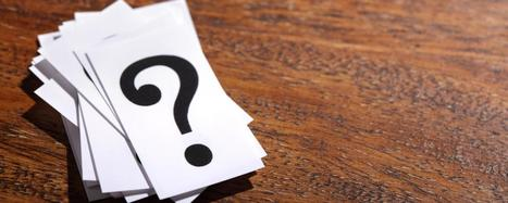 Why these three questions can solve any problem | English for HR and working life | Scoop.it