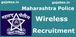 Maharashtra Police Wireless Recruitment 2016 mahpolwireless.gov.in   erecruitmenthub   Scoop.it