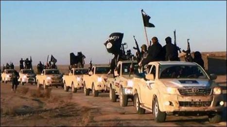 De Palmyre à Ramadi : une voie royale offerte à la barbarie? | HLD's Miscellaneous... | Scoop.it