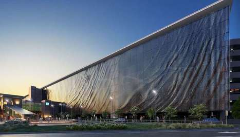 8 Impossibly Dynamic Facades That Were Actually Built | Translucent Worlds | Scoop.it