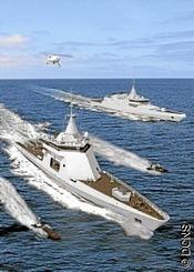 DCNS : les quatre corvettes en Egypte, c'est fait ! - La Tribune.fr   Veille Domaine Naval   Scoop.it