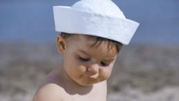La mejor forma de proteger a los bebés del sol | Apasionadas por la salud y lo natural | Scoop.it