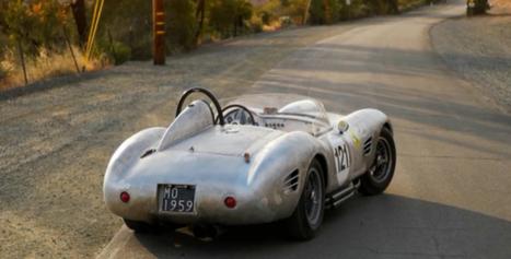 Um Ferrari como o histórico campeão do Mundo, mas feito à mão... sem peças Fiat   Heron   Scoop.it