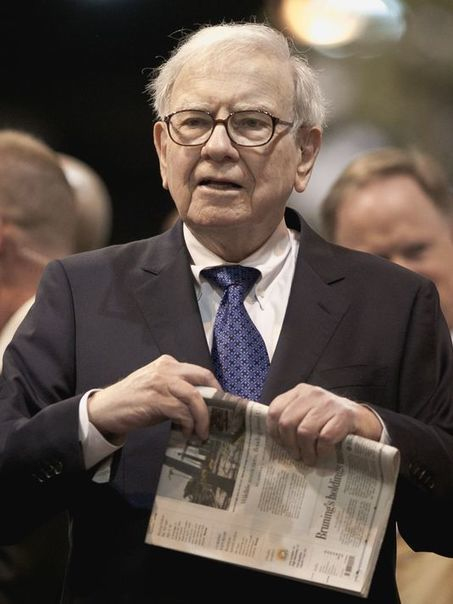 Rieder: Newspapers haven't 'cracked code,' Buffett says | Public Relations & Social Media Insight | Scoop.it