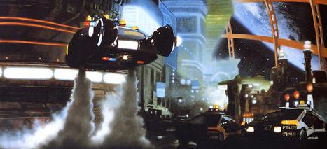 Zee.Aero : la très secrète entreprise de Larry Page qui conçoit des voitures volantes | Post-Sapiens, les êtres technologiques | Scoop.it