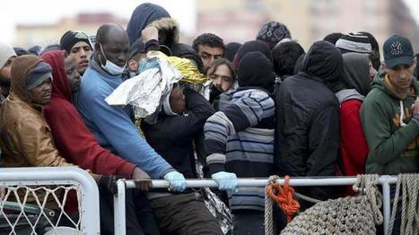 EU Migration Alert :   Record flow of migrants likely this year - Frontex chief   Law & Human Rights   Scoop.it